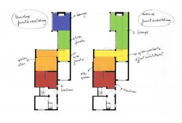 Stadswoning Vlekkenplan